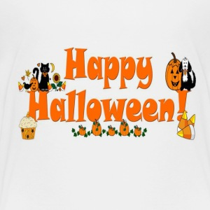 Happy Halloween - Toddler Premium T-Shirt