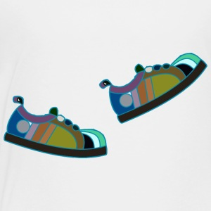 shoes - Toddler Premium T-Shirt