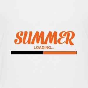 Summer loading T-shirt - Toddler Premium T-Shirt