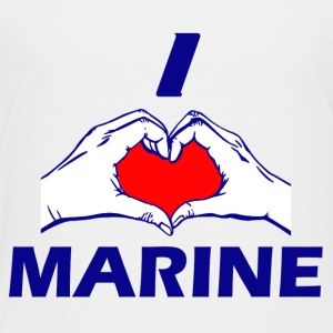 MARINE DESIGN - Toddler Premium T-Shirt