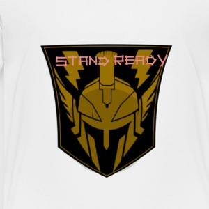 SENTINEL_STAND_READY - Toddler Premium T-Shirt
