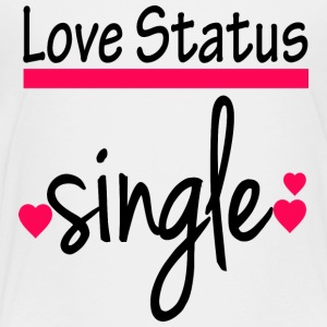 Love Status tee - Toddler Premium T-Shirt
