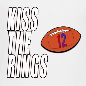 KISS THE RINGS - Toddler Premium T-Shirt