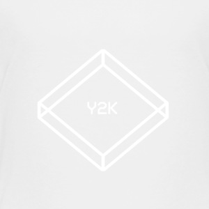 Y2K 3D Box - Toddler Premium T-Shirt