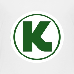 KrissYT Original Logo Design - Toddler Premium T-Shirt