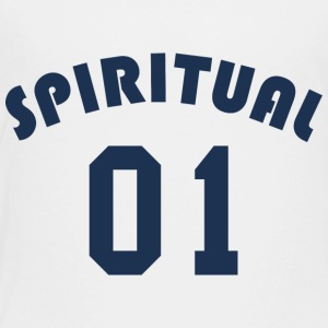 Spiritual One - Toddler Premium T-Shirt