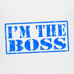 boss - Toddler Premium T-Shirt