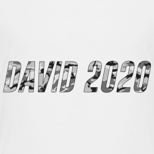 Grey 2020 - Toddler Premium T-Shirt