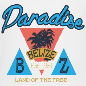 Paradise Belize - Toddler Premium T-Shirt