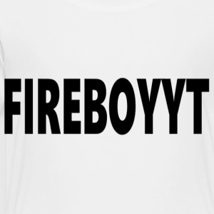 fireboyYT - Toddler Premium T-Shirt