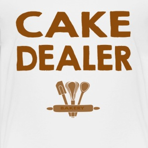 CAKE DEALER - Toddler Premium T-Shirt
