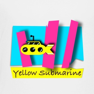 Yellow Submarine-CMKY - Toddler Premium T-Shirt