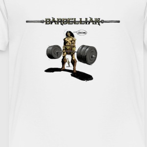 Barbellian - Toddler Premium T-Shirt