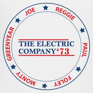 THE ELECTRIC COMPANY - Toddler Premium T-Shirt