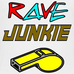 rave junkie - Toddler Premium T-Shirt