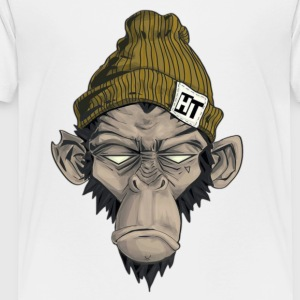Zombie Monkey - Toddler Premium T-Shirt