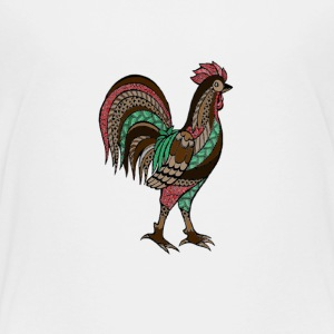 Rooster a - Toddler Premium T-Shirt