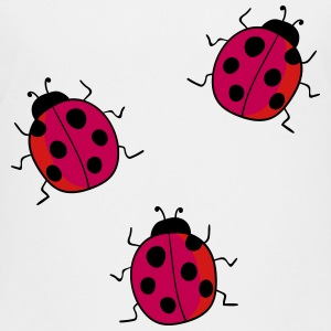 ladybird - Toddler Premium T-Shirt
