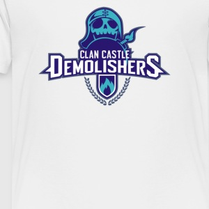 Clan Destroyers - Toddler Premium T-Shirt
