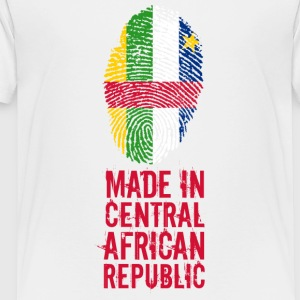 Made In Central African Republic - Toddler Premium T-Shirt
