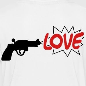 gun with love - Toddler Premium T-Shirt