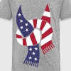 USA Sport Scarf - Toddler Premium T-Shirt