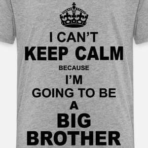 ....i am going to be a Big Brother