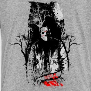 jason_--With_machete - Toddler Premium T-Shirt
