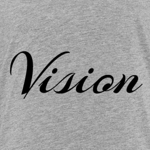 Vision Basic Design - Toddler Premium T-Shirt
