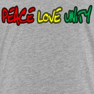 Peace Love Unity - Toddler Premium T-Shirt
