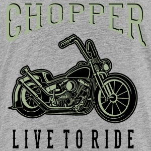 chopper - Toddler Premium T-Shirt