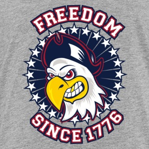 FREEDOM EAGLE Freedom since 1776 - Toddler Premium T-Shirt