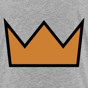 the crown - Toddler Premium T-Shirt