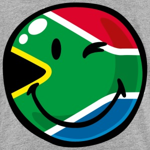 SmileyWorld South African Flag - Toddler Premium T-Shirt