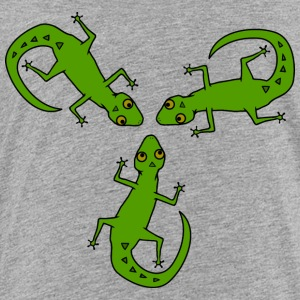 lizard - Toddler Premium T-Shirt
