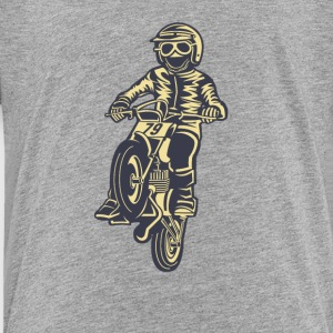 MOTOCROSS - Toddler Premium T-Shirt