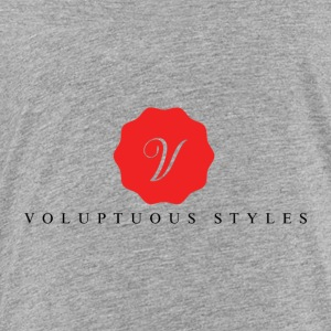 Voluptuous Tees - Toddler Premium T-Shirt