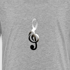 GREAT I AM TREBLE CLEF - Toddler Premium T-Shirt