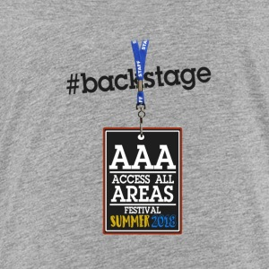 Festival backstage - Toddler Premium T-Shirt