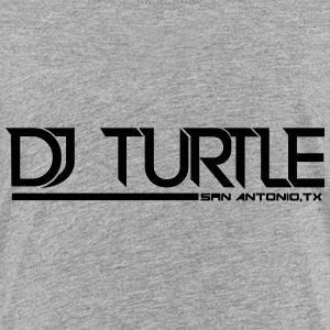 vector djturtle - Toddler Premium T-Shirt