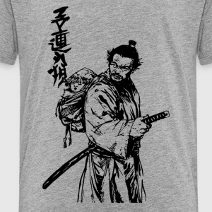 The Samurai - Toddler Premium T-Shirt