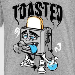 hangover toasted - Toddler Premium T-Shirt