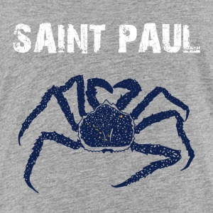 City-Design Saint Paul King Crab - Toddler Premium T-Shirt