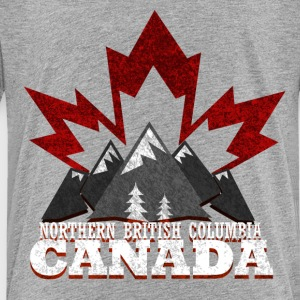 Northern British Columbia Canada - Toddler Premium T-Shirt