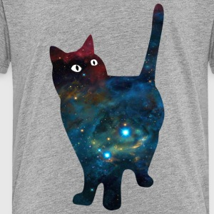 galaxy_fat_cat - Toddler Premium T-Shirt