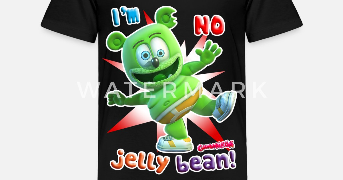 I'm No Jelly Bean Toddler Premium T-Shirt | Spreadshirt