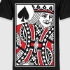 King of Spades Vector - Toddler Premium T-Shirt