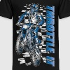 Motocross Throttle It Yamaha - Toddler Premium T-Shirt