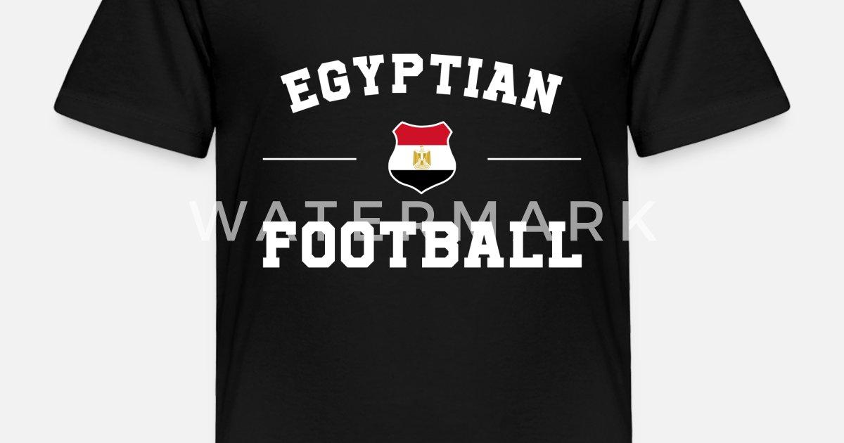 premium selection 536d5 6060b Egypt Football Shirt - Egypt Soccer Jersey Toddler Premium T-Shirt    Spreadshirt