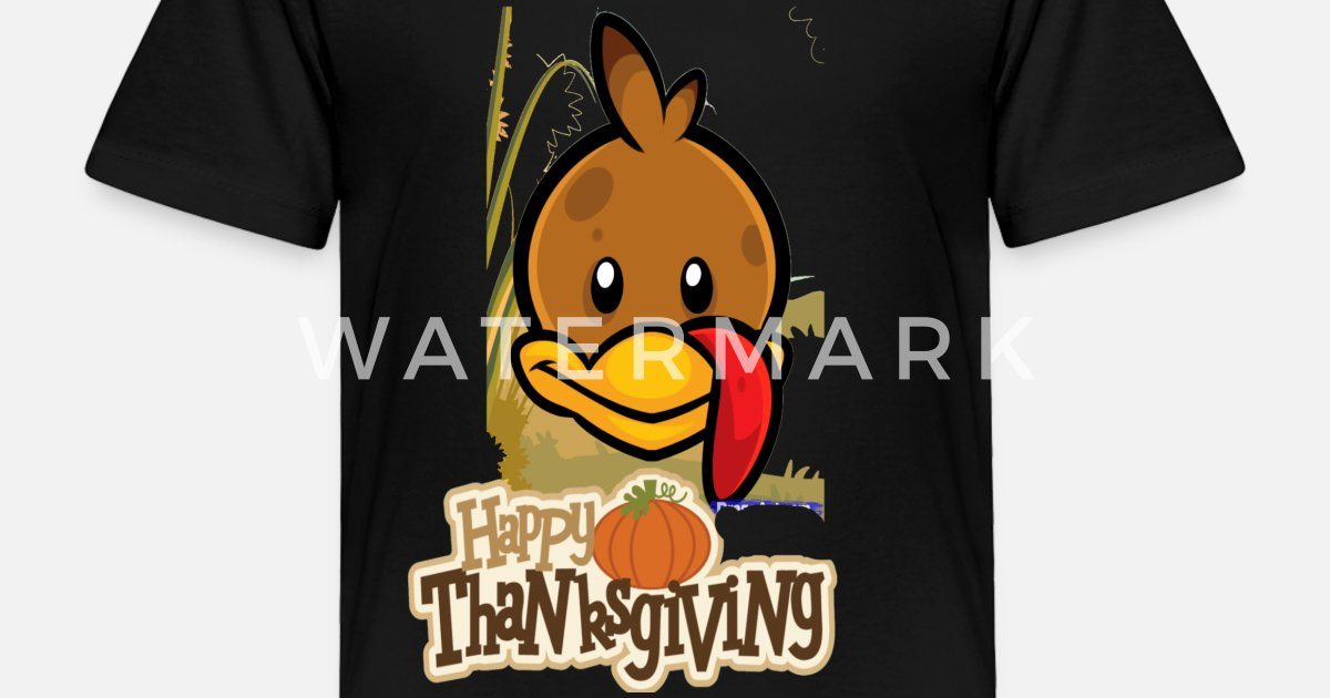 8db0a76f Turkey face-cute little turkey-funny thanksgiving Toddler Premium T-Shirt |  Spreadshirt